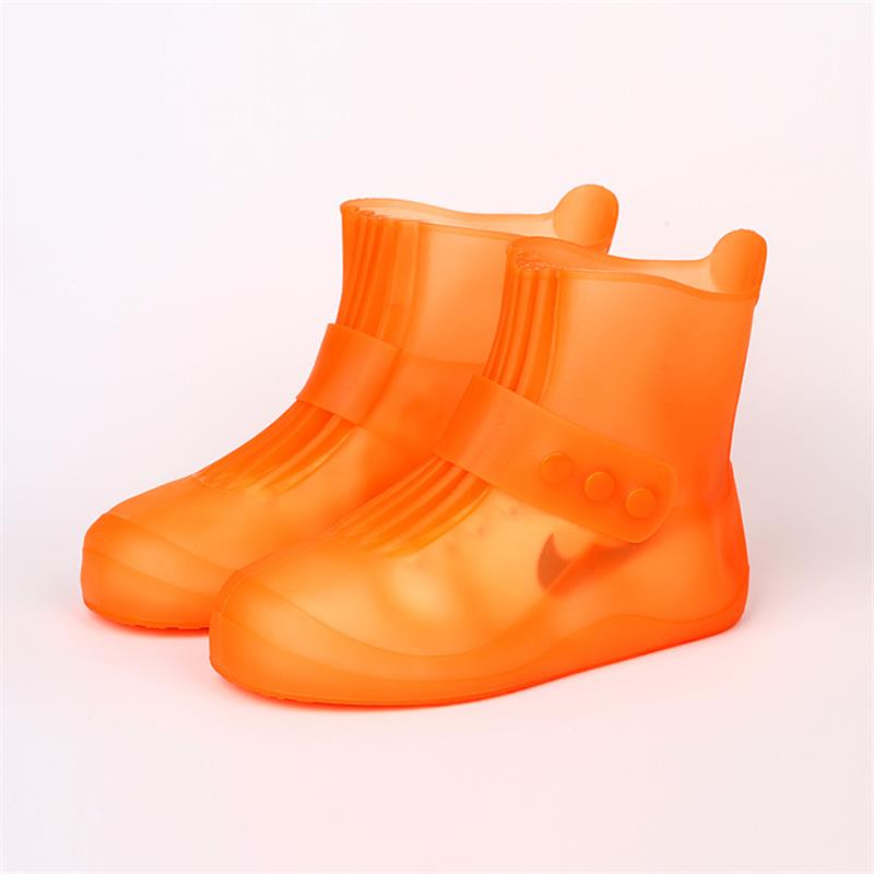 Women Men Kids Shoes Covers Accessories Woman Man PVC Waterproof Non-slip Health High Quelity Durable Rainy Day Necessities france tigergrip waterproof work safety shoes woman and man soft sole rubber kitchen sea food shop non slip chef shoes cover