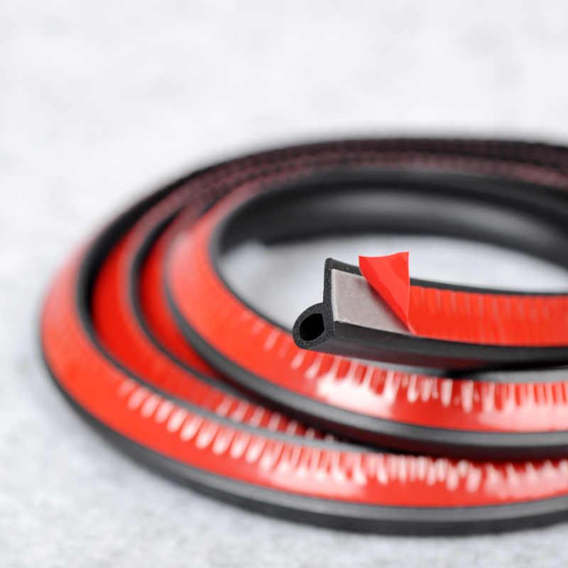 9 Type porte de voiture Sealig caoutchouc EPDM isolation Anti-poussière insonorisation voiture joint en caoutchouc
