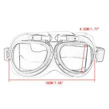 Retro Motorcycle Goggles Vintage