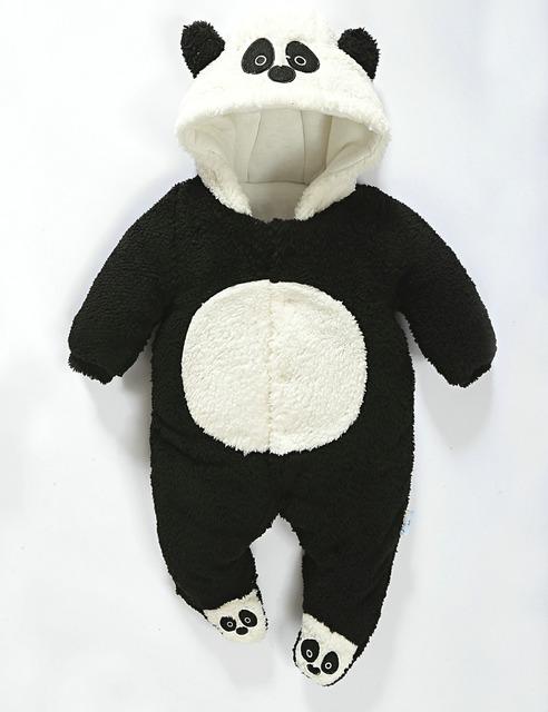 Bebê recém-nascido quente outerwear do inverno macacão menina menino casacos criança romper para baixo roupas jaqueta 3 6 12 18 23 0 ° mês-2 anos