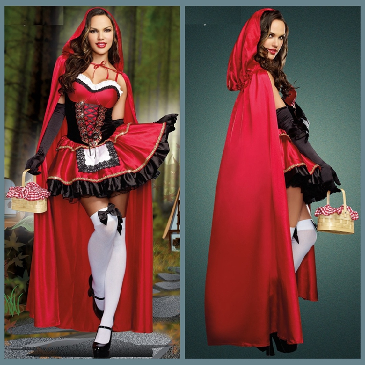 Once Upon A Time Costumes: Fairy Tale Once Upon A Time Princess Snow White Red Hat