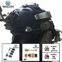 Night Evolution Princeton Tec MPLS3 Tactical Helmet Light Airsoft Military Hunting Illumination Lighting System NE05015