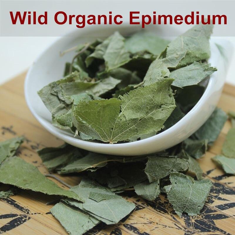 Makeup Improving Male Sexual Ability Chinese Wild Organic Epimedium 100g/250g Beauty & Health