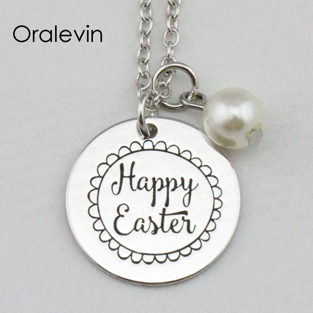 Amazon.com: MYD Jewelry Happy Easter Day Russian Faberge ... |Happy Easter Jewelry