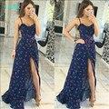 Ruso famoso taovk moda 2016 ropa del verano de ladie largo dress