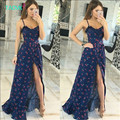 Russian famous TaoVK fashion 2016 Summer Ladie's Clothing long dress