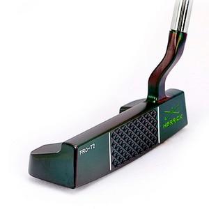 Image 4 - Pvd仕上げ炭素鋼cncミルドゴルフパター黒フェストゥーンゴルフクラブをfreeshipping