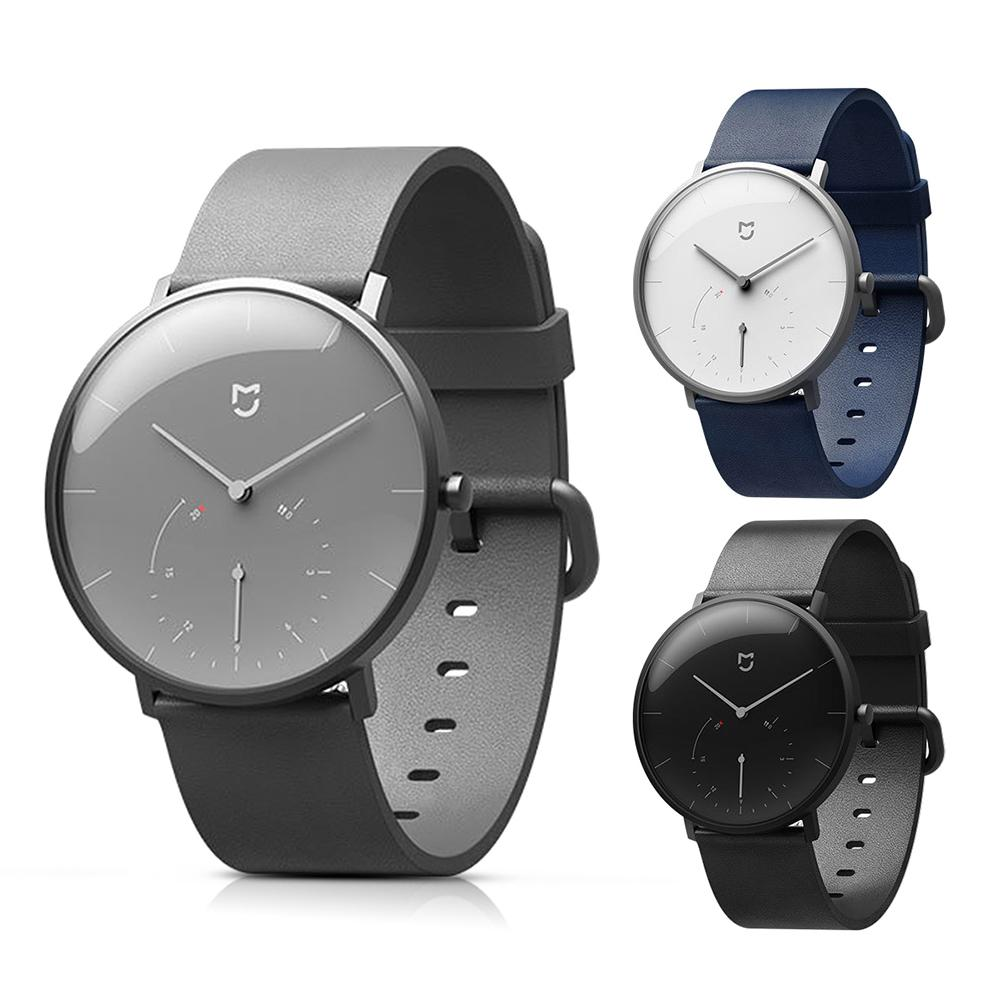 2019 Fashion Business Casual Waterproof Smart Double Dial Wrist Quartz Watch 2019 Fashion Business Casual Waterproof Smart Double Dial Wrist Quartz Watch
