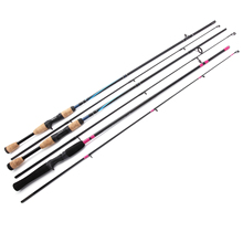 Top Quality 1.68M 1.8M Portable Fishing Rod Spinning Fish Hand Fishing Tackle Lure Rod