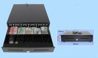 2016 New Z420 Five Grid Third Gear Lock Cash Drawer POS Cash Register POS Cash Register