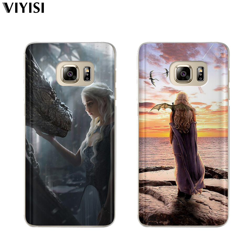 Case For Samsung Galaxy A30 A50 A10 A20 A40 A70 M10 M20 Game Thrones Jon Snow Tyrion Lannister Night King Soft Silicone Cover in Fitted Cases from Cellphones Telecommunications