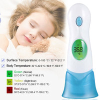 Thermometer Soft Head Thermometer Baby Thermometer 8 in 1 Home Baby Care Cute Adult Infant Body Health Digital Children Fever