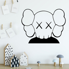NEW Cartoon Elephant Nursery Wall Stickers Vinyl Art Decals Home Decoration Accessories For Living Room Sticker Mural