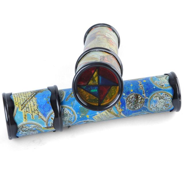 Stretchable Magic Kaleidoscope