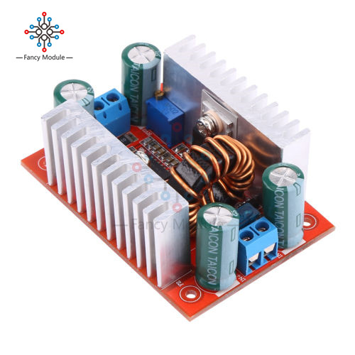 400W DC-DC Step-up Boost Converter Constant Current Power Supply Module LED Driver Step Up Voltage Module цена