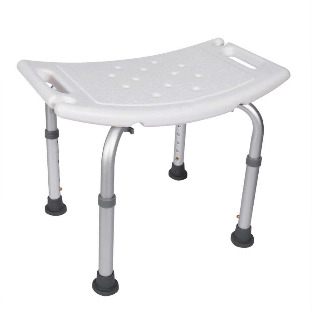 Shower Stool Rectangular Bath Aid Seat Chair Without Back Health Care  Shower Seat Lightweight Adjustable Bath Tub Seat Hardware In Tool Parts  From Tools On ...