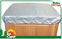 hot tub cover cap prevent snow, rain and dust,213cm x 213cm x 30 cm ,can customize spa, swim spa cover bag