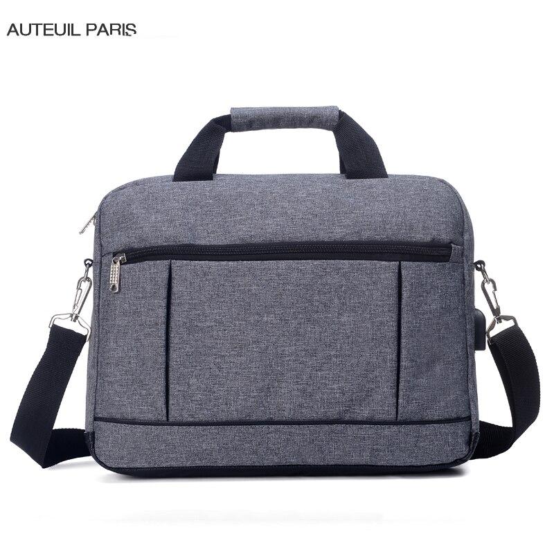 dae07b65a793 Buy AUTEUIL PARIS Men s Business Briefcase Man Travel Shoulder Bag ...