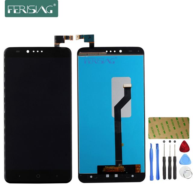 Ferising AAA Original LCD Display For ZTE ZMax Pro Z981 6.0 inch Replacement Display Touch Screen Digitizer Assembly + Tools kit