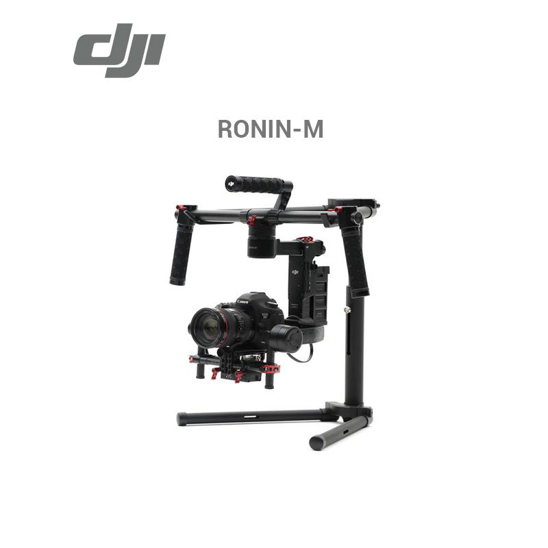 Prix pour Freeshipping en stock DJI Ronin-M pour caméra stabilisée et équilibré de poche 3-axies cardan pour caméra (exclut caméra)