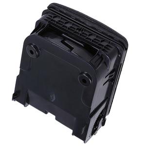 Image 3 - Mayitr New Black Center Console Armrest Cup Holder Water Drink Holder Stand For V W J etta MK 5 G olf MK 5 MK 6 GT I R 32
