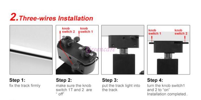 TRACK LIGHT COB DETAILS10