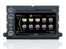 For Ford 500 2005~2007 – Car GPS Navigation System + Radio TV DVD iPod BT 3G WIFI HD Screen Multimedia System