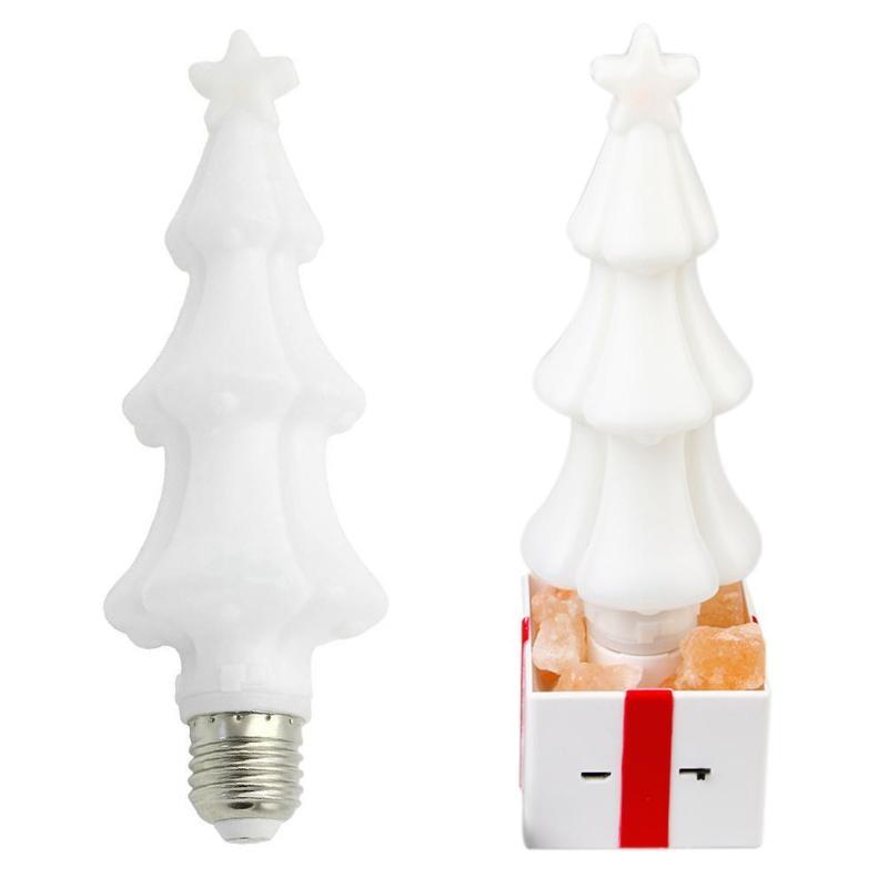 Christmas Bulb Decorative Lights LED Ambient Light Fireworks Effect Lamp