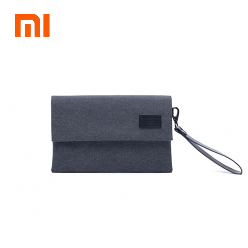 Bolsa de almacenamiento Digital Original Xiaomi portátil 400D bolsa antisalpicaduras para Cables de datos cargadores auriculares accesorios de almacenamiento