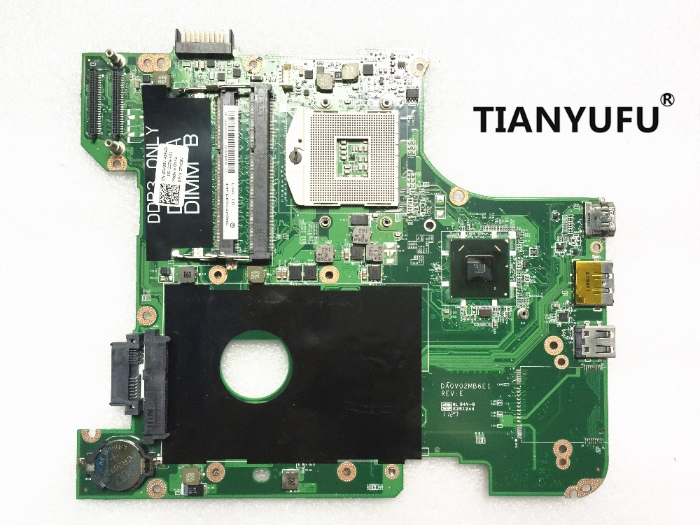 For DELL N4110 Motherboard CN-0FH09V 0FH09V FH09V HM67 DA0V02MB6E1 DDR3 Laptop Motherboard tested 100% work
