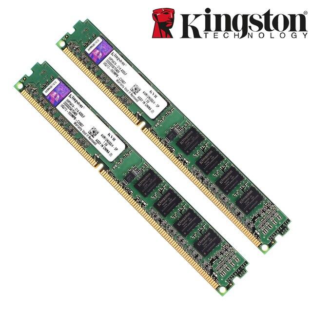 Kingston memoria ram ddr 3  ddr3 4GB 2GB DDR 3 8Gb PC3-10600 PC3-12800  DDR 3 1333MHZ 1600MHZ for desktop 1