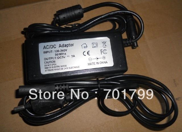 5V3A tabletop power adapter for LED pixel light