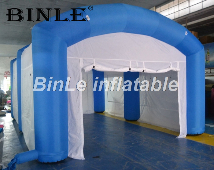 newest 37b24 d03ff US $980.0  Fatory price customized 6x4x3m inflatable square tent party tent  house car wash tent for sale-in Toy Tents from Toys & Hobbies on ...