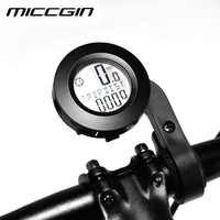 Inalámbrico, velocímetro, 18 función de ordenador de Bicicleta con soporte ciclo Bicicleta velocímetro Ciclocomputador Licznik Rowerowy