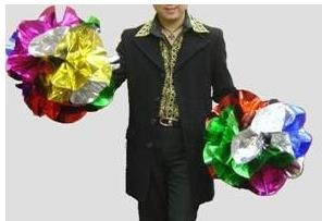 Pack of 2 pcs Spring Flowers Mylar L size (42cm) - Magic Trick,Accessories,mentalism,stage magic props,close up,comedyPack of 2 pcs Spring Flowers Mylar L size (42cm) - Magic Trick,Accessories,mentalism,stage magic props,close up,comedy