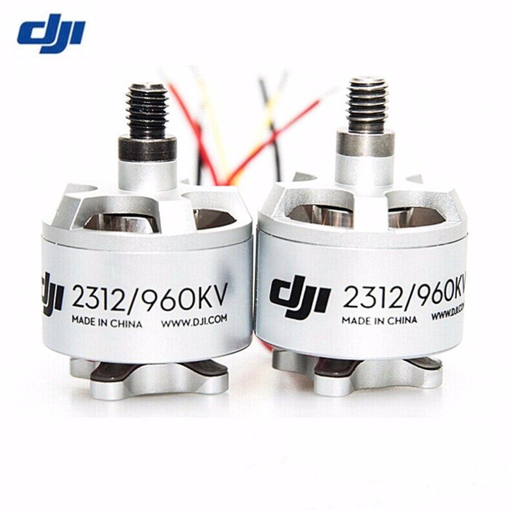Original DJI Motor 2312 KV960 CW CCW For DJI Phantom 3 Adv Pro Spare Parts 7 8