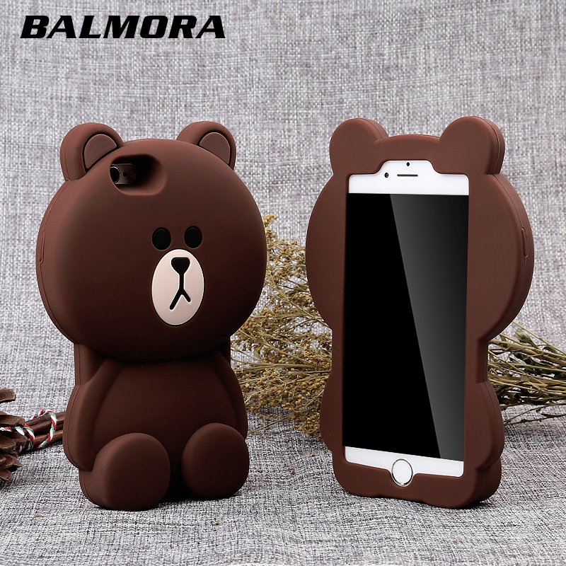 Cute bear case for iphone 6 6s