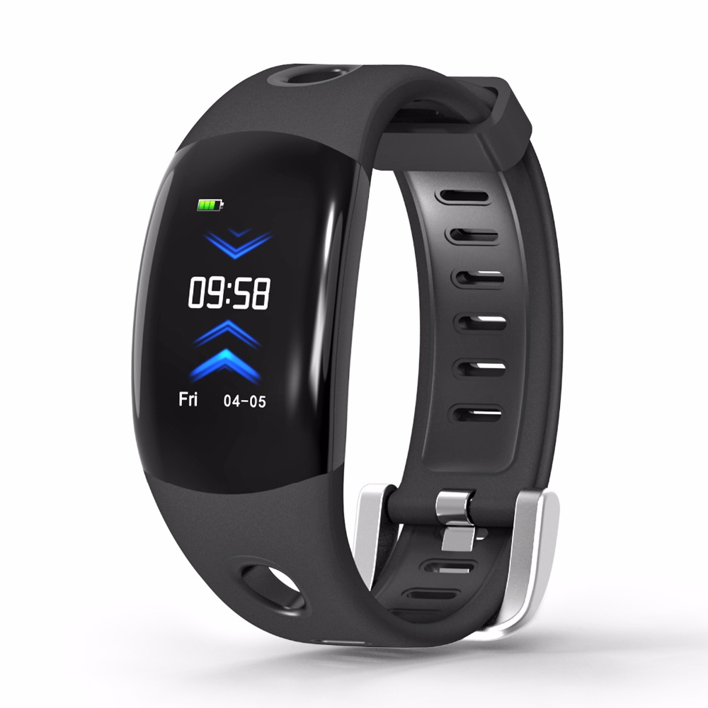 TEZER DM11 Smart Bracelet IP68 Waterproof Wristband Heart Rate Monitor Pedometer Smart Watch Color LCD Screen For iOS AndroidTEZER DM11 Smart Bracelet IP68 Waterproof Wristband Heart Rate Monitor Pedometer Smart Watch Color LCD Screen For iOS Android