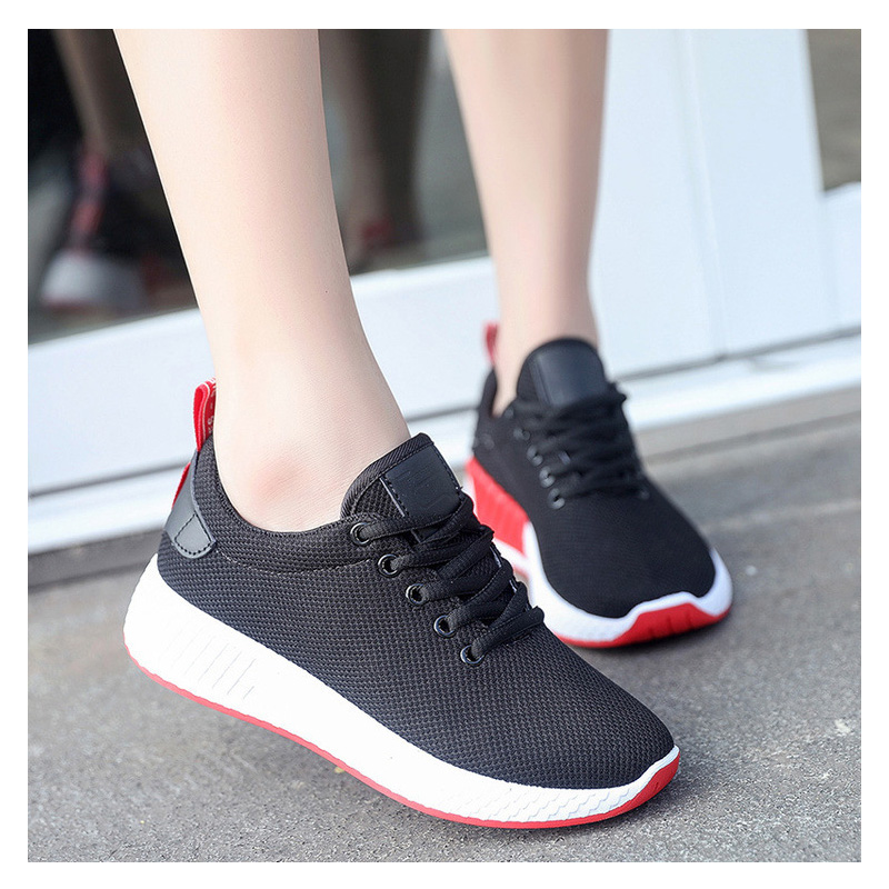 Women 39 s Shoes 2019 New Gymnasium Summer Running Leisure Shoes Spring Air permeable Net Shoes in Women 39 s Pumps from Shoes