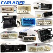 Cable de radio para coche, 2 din, Android, para Suzuki, Buick, Volkswagen, Hyundai, Kia, Honda, Nissan, mitsush, i, Ford, CRV, FIT, Outlande