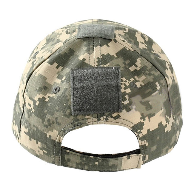 1900 Simplicity Tactical Military Camo Cap