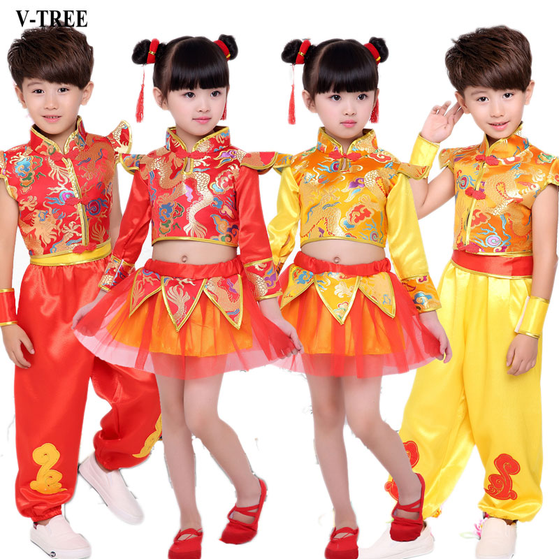 Chinese Style Children Clothing Sets Kids Performance Costumes Teenager Clothes Sets 3-14T School Costumes Baby Party Outfit boys costumes scholar costumes chivalrous person costumes novelty costumes ancient chinese wear