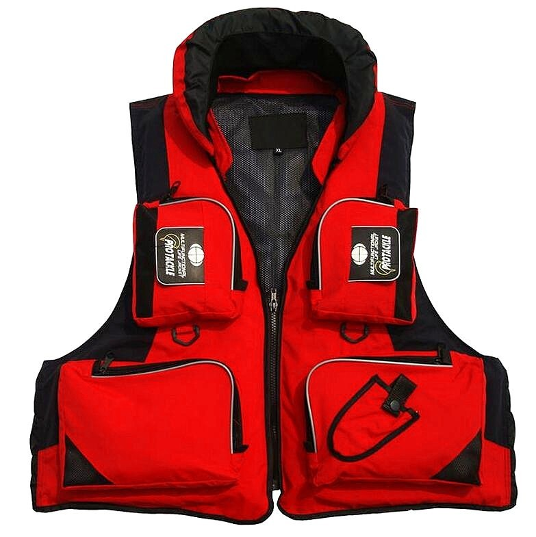 Fishing Jackets Life Vest For Mens Clothing Outdoor Hunting Fishing Vest Size L-XXL jackets