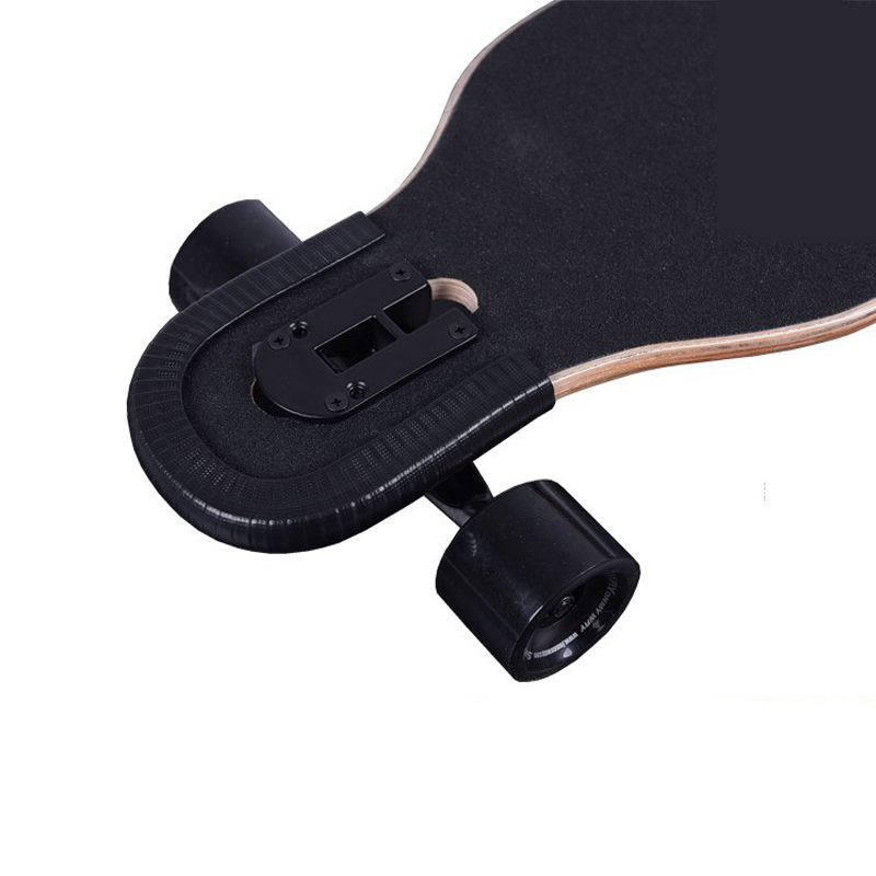 2PCS 13.8Skateboard Bumper Strip Skate Board Protection Strip Longboard Fish Board Penny Deck Anti-collision Avoid Hurting ...