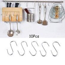 Подвесные крючки 20 шт s-образные мини кухонные бытовые