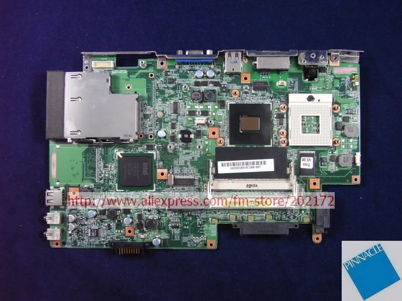 H000007290 MOTHERBOARD FOR TOSHIBA satellite L40 08G2002TA21JTB TERESA20 TESTED GOOD v000125000 motherboard for toshiba satellite a300 a305 6050a2169401 tested good