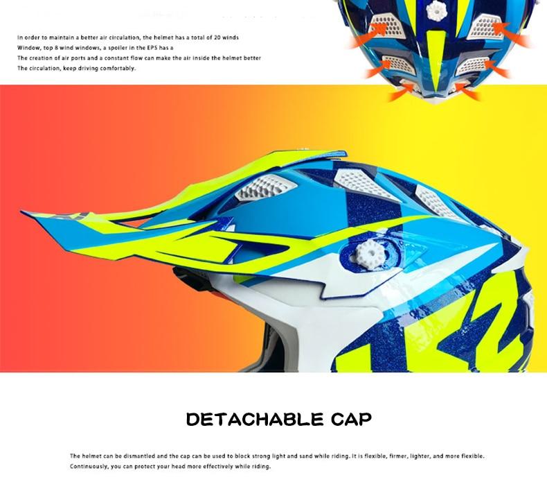 qualidade capacete da motocicleta