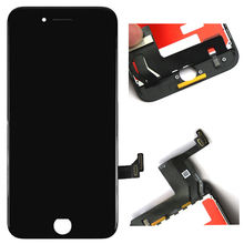 100% Guarantee Brand New No Dead Pixel LCD Screen Display For iphone 7 7G Touch Digitizer + Frame Assembly Free Tools