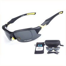 Tactical Glasses Sporty UV400 Protector Sunglasses Hiking Goggles Hunting Camping Polarized Glasses Cycling Bike Sunglasses