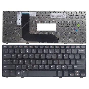 US laptop keyboard Untuk Dell untuk Inspiron 13Z-5323 5423 14z-5423 14Z 3360 1618l 5323 untuk Vostro 3360 V3360 MP-11K53US6442W